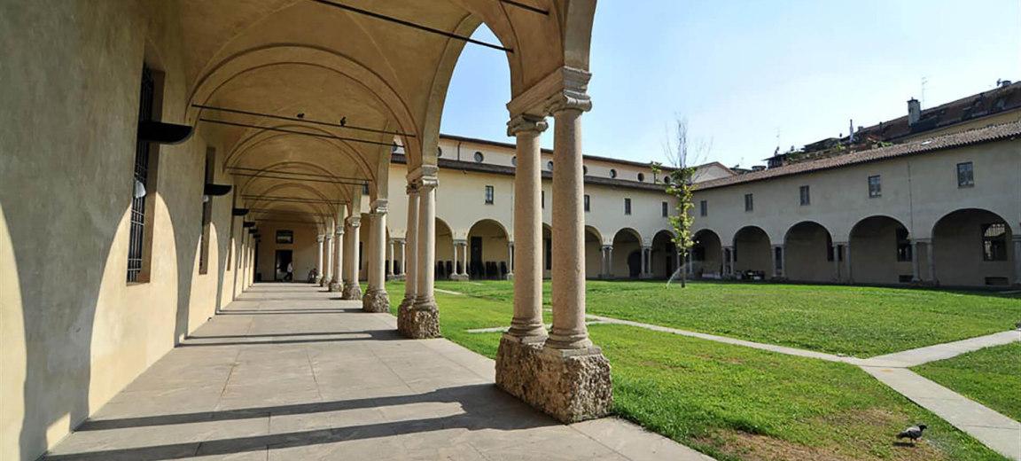 Chiostri di Sant'Eustorgio